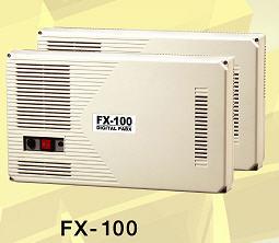 萬國 FX-100 交換機
