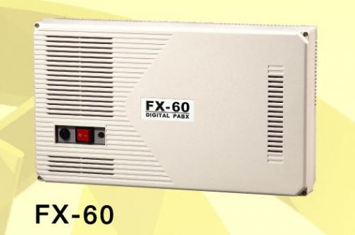 萬國 FX-60 交換機