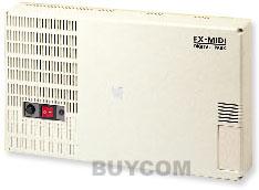 FX-MIDI-3 全數位交換機系統