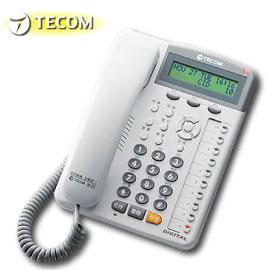 【TECOM 東訊】10鍵顯示型話機 DX-9910E