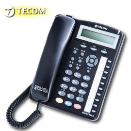【TECOM 東訊】10鍵顯示型話機 SD-7710EB