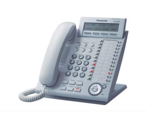 KX-DT333X 國際牌24KEY數位3行顯示型功能話機