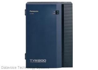 KX-TVM200XE 國際牌語音處理系統主裝置